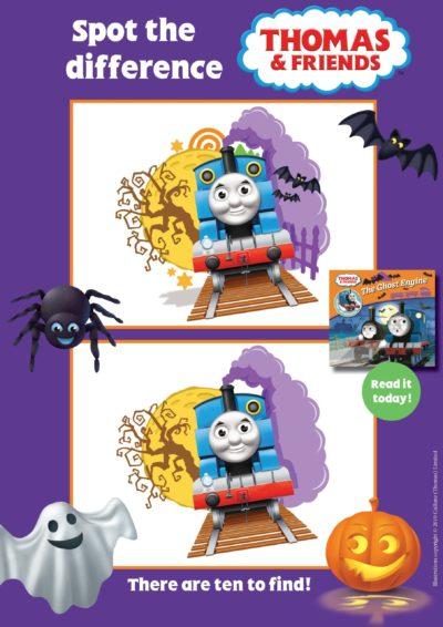 Halloween Activity Pack for pre-schoolers