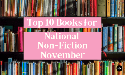 Top 10 Books for National Non-Fiction November