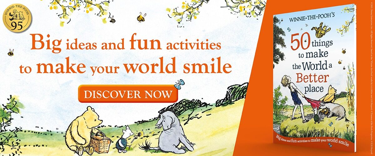 Big ideas and fun activities to make your world smile