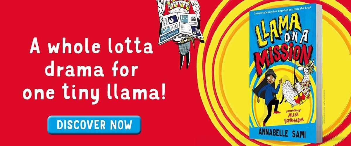 Llama On a Mission