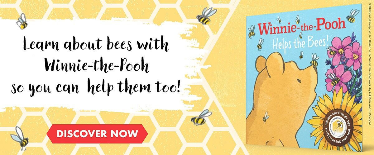 Winnie-the-Pooh: Saves the Bees
