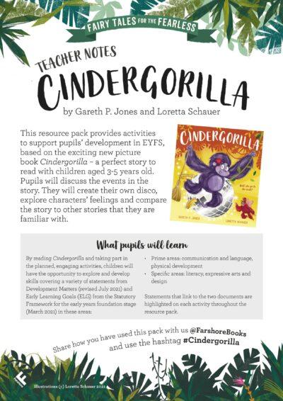 Cindergorilla Learning Resources
