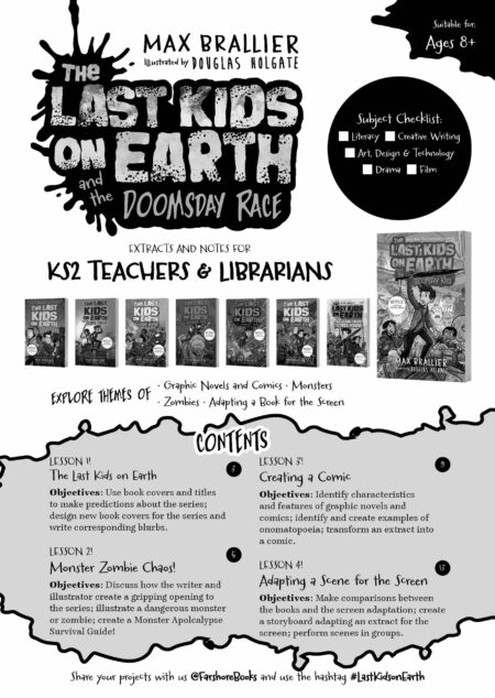 The Last Kids on Earth Learning Resources -